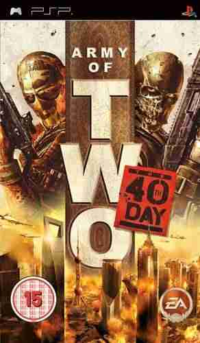 Descargar Army Of Two The 40th Day [Spanish][PSP][DEMO][FIXED] por Torrent
